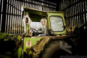 The Farmers Daughter by andrewfphoto