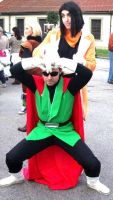 Lucca Comics 2012 - Great Saiyaman cosplay by pgv