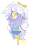 Zoey!!!! (again but funsized) by Jhordee