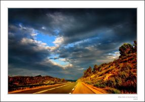 On the road again... by Michel-Lag-Chavarria