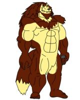 Wolf Beast (Updated once again) by WolfBeast99