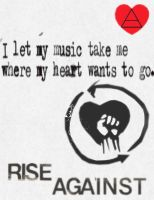 I'll go where the music takes me... by EchelonMars14
