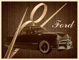 V8 ford by Drive-On
