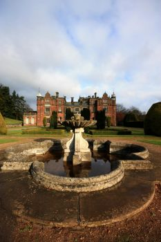 Keele Hall by purplepolarbear