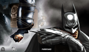 Batman: Arkham City II by BDup07