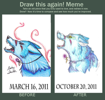 Do this again MEME by Akadafeathers