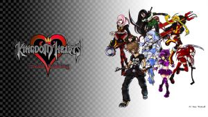 KH: Heart Making Desktop by 21as