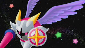 Galacta Knight by LunarHalo24