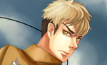 Jean-close up by frozentofu