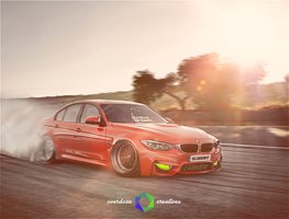 Bmw M3 Slobuny by OverdozeCreatives