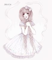 Le coeur de lolita by Milk-cafe