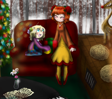 SSP-R9-Heather-Childhood Memory by HezuNeutral