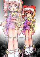 CHIBI- Kimmy by Crissey by ChibiArt-Club
