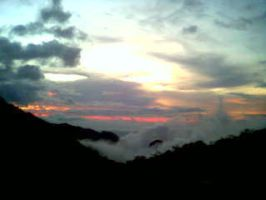 Clouds1 of Baguio City by Madette