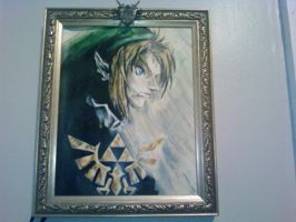 Link in a Frame by ChocolateChaos