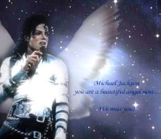 Michael Jackson Angel RIP by SeguaceTokioHotel94