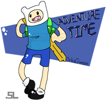 Finn the Human by Libearty