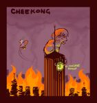 WOOFY VS CHEEKONG by cheenot