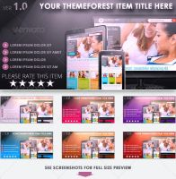 ThemeForest Preview Generator by Ruthgschultz
