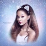 Santa Tell Me ( Ariana Grande drawing ) by By-Inna