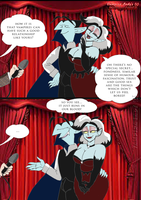 Single comic: good relationship by VampiraLady