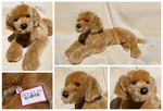 Douglas Cuddle Toys - Sherman Golden Retriever by The-Toy-Chest