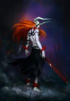 BLEACH_ Hollow by Zetsuai89