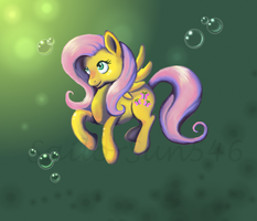 Experiments in Color with Flutterbutt by SailorSun546