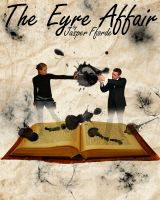 The Eyre Affair Book Cover by jrweinman