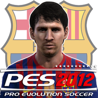PES 2012 Messi Barcelona by Archer120
