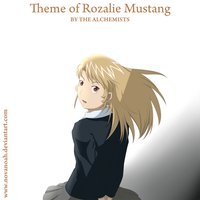 Theme of Rozalie Mustang by NoVaNoah