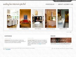 Web Design - AL Interiors by mujiri