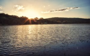 Narrabeen Lake 3 by SxyfrG