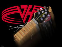Guitar Neck by mikeandrickgraphics