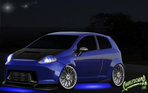 Fiat Punto 2010 Virtual Tuning Okk by CHARLESOUNDcar