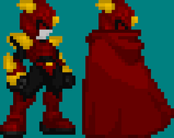 New Gama Sprites by creeperboo