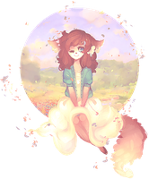 { commission } fawn by cherivil