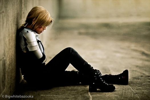 FMA: Broken... by Akusesu