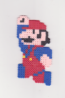 SMB1 Super Mario by dylrocks95