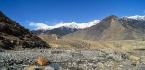 Annapurna Circuit - Day 10 - Side Valley by LLukeBE