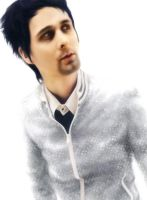 Matthew Bellamy by Tin-angel-Nyo