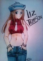 Liz Thompson 2 by Killjoy-Chidori