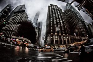 First Shot in NYC by Skevlar