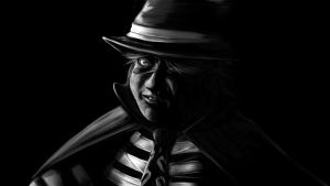 Hamburgler by nooblar