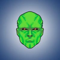 Good Head: Martian Manhunter by micQuestion