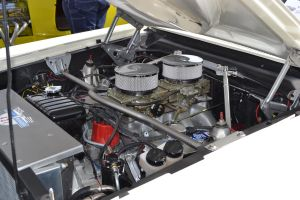 427 Dual Fours Engine by MoFasterMo