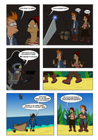 Futurama - Tales of Meatbag Island - PAGE 31 by Spider-Matt