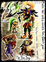 Terrible Fate by tacosayshi