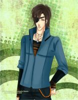 Date Masamune by Nerio-Davin