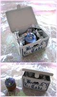 Cupcake in a Box by candymonsters